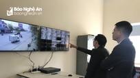 TX. Hoàng Mai: Lắp đặt 27 camera giám sát giao thông, an ninh tại các vị trí trọng điểm