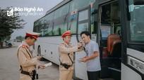 7 ngày nghỉ Tết, Nghệ An có 66 trường hợp vi phạm nồng độ cồn