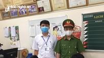 Hai sinh viên ở Nghệ An bị phạt vì vác súng đi bắn chim
