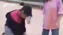 Nghệ An: Công an vào cuộc điều tra vụ nữ sinh đánh bạn, quay clip đăng lên mạng xã hội