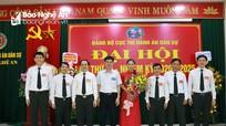 Đại hội Đảng bộ Cục Thi hành án dân sự tỉnh nhiệm kỳ 2020 - 2025
