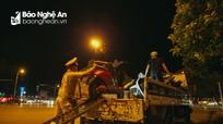 Khó trông giữ, bảo quản xe vi phạm ở Nghệ An