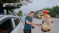 Khi tuần tra, kiểm soát, Cảnh sát giao thông có những quyền gì?