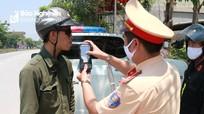 Tuần đầu tổng kiểm soát phương tiện giao thông, Nghệ An phát hiện 2.328 trường hợp vi phạm