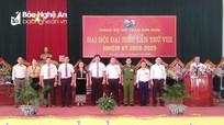 Đại hội Đảng bộ thị trấn Kim Sơn (Quế Phong) nhiệm kỳ 2020 - 2025