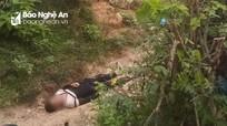 Nam thanh niên tử vong, nghi do sốc ma túy ở Con Cuông