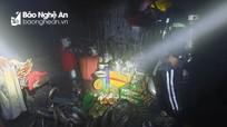 Người đàn ông ở TP Vinh tự phóng hỏa đốt nhà ngày cận Tết