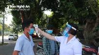 Nghệ An: Lập chốt kiểm soát để phòng, chống dịch, không phải 'ngăn sông, cấm chợ'