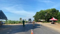 Chi tiết 5 chốt kiểm soát trên địa bàn thị xã Thái Hòa