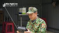 Đón Xuân trên chốt của những người lính biên phòng