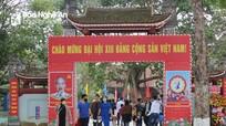 Hơn 10 ngàn lượt khách tham quan Khu Di tích Kim Liên dịp tết Tân Sửu 2021