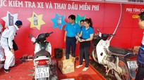 Nhiều hoạt động thiết thực nhân Tháng Công nhân năm 2021 tại Nghệ An