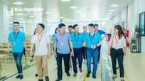 Tập trung chăm lo cho người lao động trong các doanh nghiệp