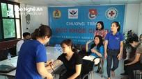Công đoàn Nghệ An: Nhiều hoạt động ý nghĩa chăm sóc sức khỏe người lao động