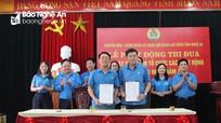 LĐLĐ tỉnh Nghệ An phát động thi đua 60 ngày cao điểm các hoạt động Tháng Công nhân