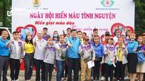 600 đoàn viên, người lao động tình nguyện hiến máu nhân đạo