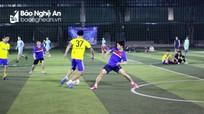 11 đội bóng tranh giải bóng đá nam truyền thống Hội đồng hương Nghệ An