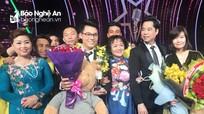 Tiến sĩ trẻ người Nghệ giành giải Quán quân Thần tượng Bolero 2018