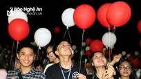 Những khoảnh khắc xúc động của học sinh 'xứ Nhút' trong lễ tri ân, trưởng thành