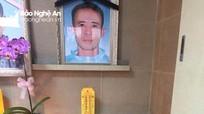 Một lao động Nghệ An tử nạn ở Đài Loan