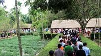 Hàng vạn người dân về thăm quê Bác trong ngày Quốc khánh
