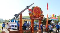 Sôi nổi Hội trại Tuổi trẻ Nghệ An kỷ niệm 50 năm chiến thắng Truông Bồn