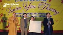 Chùa Chí Linh tổ chức đêm nhạc thiện nguyện gây quỹ giúp đỡ người nghèo
