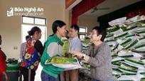Tấm lòng người phụ nữ Pháp với dân nghèo vùng tái định cư của Nghệ An