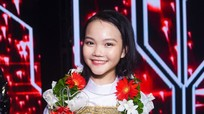 """Hà Quỳnh Như: Từ """"cô bé dân ca"""" đến Quán quân Giọng hát Việt nhí"""