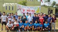 Phong trào thể thao ở giáo xứ Sơn La