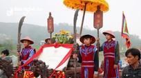 Linh thiêng lễ cầu ngư trên sông Lam
