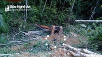 Máy xúc lộn xuống vực, một lao động Nghệ An tử nạn tại Malaysia