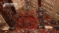 Nghệ thuật kiến trúc điêu khắc độc đáo của di tích Quốc gia đền Hữu