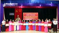 Thanh Chương tuyên dương 156 giáo viên và học sinh đạt thành tích xuất sắc