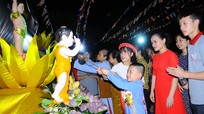 Nhiều chùa trong tỉnh long trọng tổ chức Đại lễ Phật đản