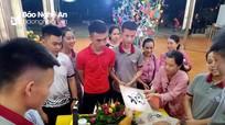 Lễ cầu nguyện, tư vấn, tiếp sức mùa thi tại chùa Hà
