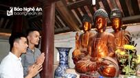 Đặc sắc tượng pháp ở ngôi chùa nghìn năm tuổi