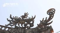 Vẻ đẹp cổ kính của ngôi đình hàng trăm năm tuổi