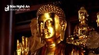 Chiêm ngưỡng hệ thống tượng Phật đặc sắc của ngôi chùa nghìn tuổi