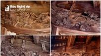 Nghệ thuật điêu khắc độc đáo của ngôi đình làng biển hàng trăm năm tuổi