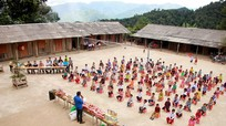 Nhiều chùa ở Nghệ An tưng bừng tổ chức Tết Trung thu