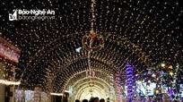 Chiêm ngưỡng 7 công trình độc đáo chào đón Giáng sinh 2019 ở Nghệ An