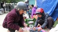 Đặc sản chợ quê xứ Nghệ