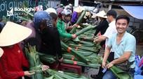 Nghệ An: Chộn rộn chợ quê ngày Tết