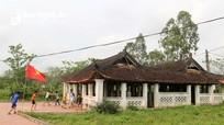 Kiến trúc nhà thánh 'độc nhất vô nhị' ở Nghệ An