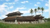 Chiêm ngưỡng những ngôi đình cổ ở Nghệ An