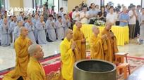 Trang trọng, hoan hỉ Đại lễ Phật đản phật lịch 2564 tại chùa Viên Quang