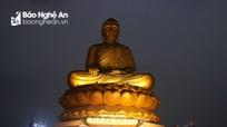 Chiêm ngưỡng đại tượng Phật Thích Ca Mâu Ni cao 42m ở Nghệ An