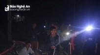 Hàng trăm người dân nỗ lực tìm kiếm người phụ nữ mất tích trong đêm