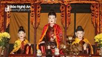 Chiêm ngưỡng hệ thống tượng cổ đặc sắc ở ngôi chùa làng biển